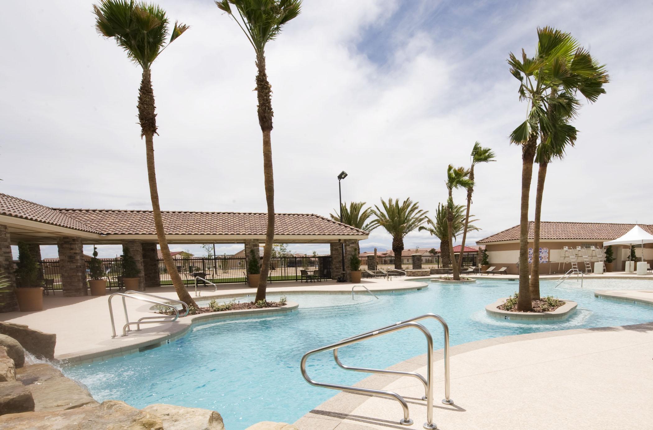 Recreational Pool Grand Opening